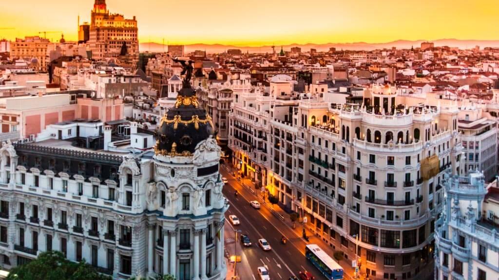 Actualización de medidas preventivas covid19 en Madrid