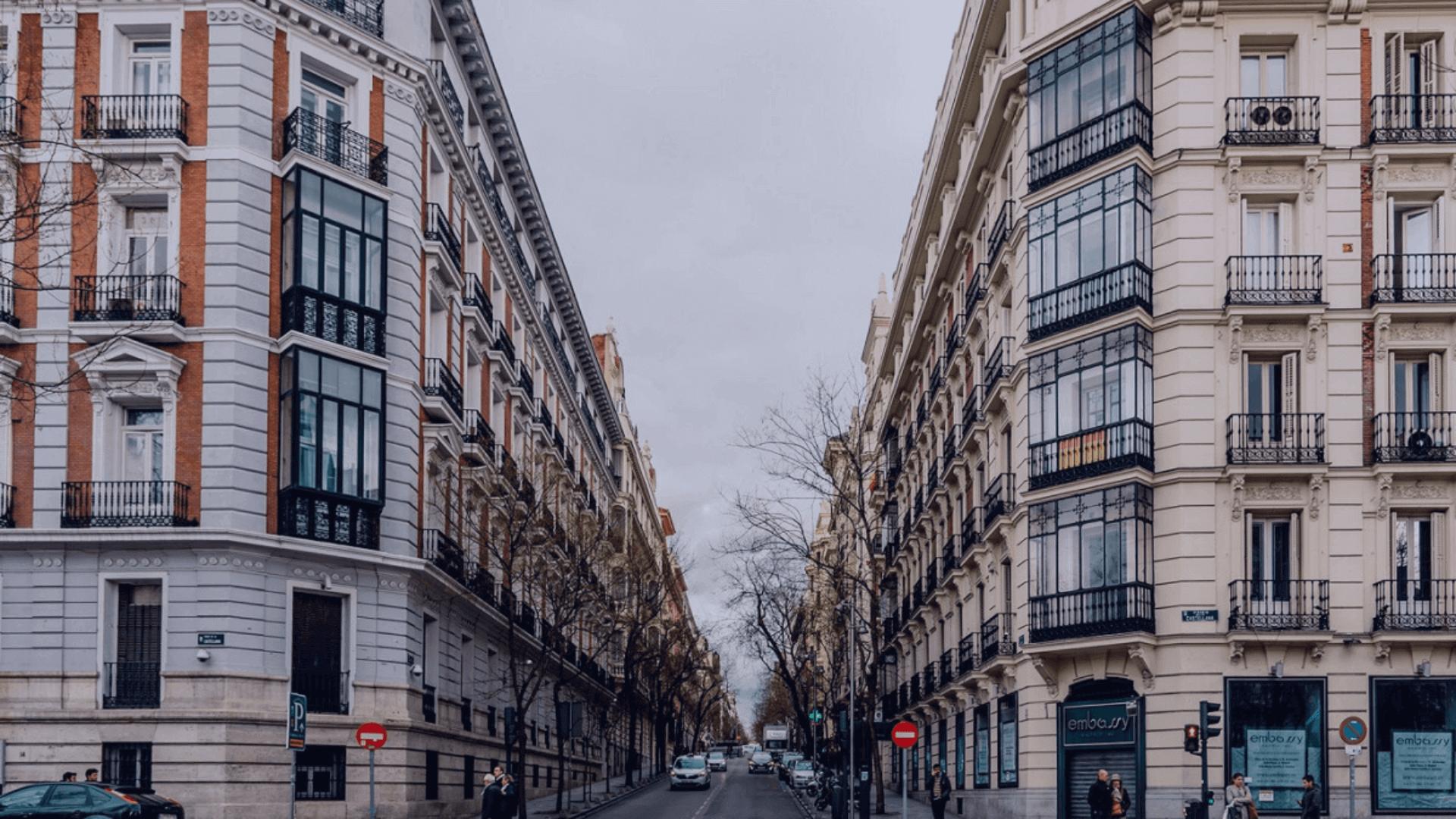 El distrito madrileño con el m2 más caro en el último trimestre 2020