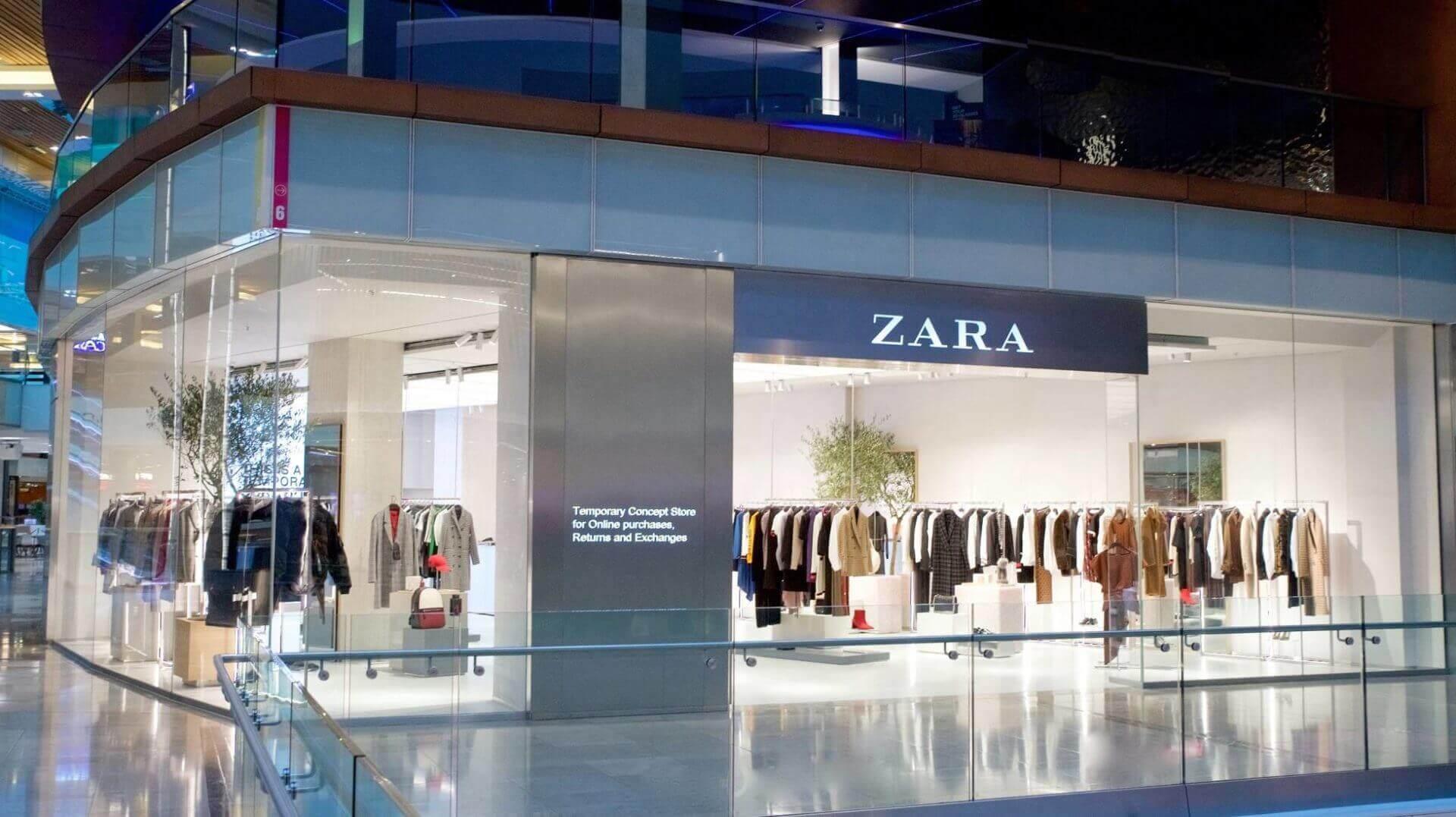 Local: La primera tienda que Zara abrió en Madrid echa el cierre