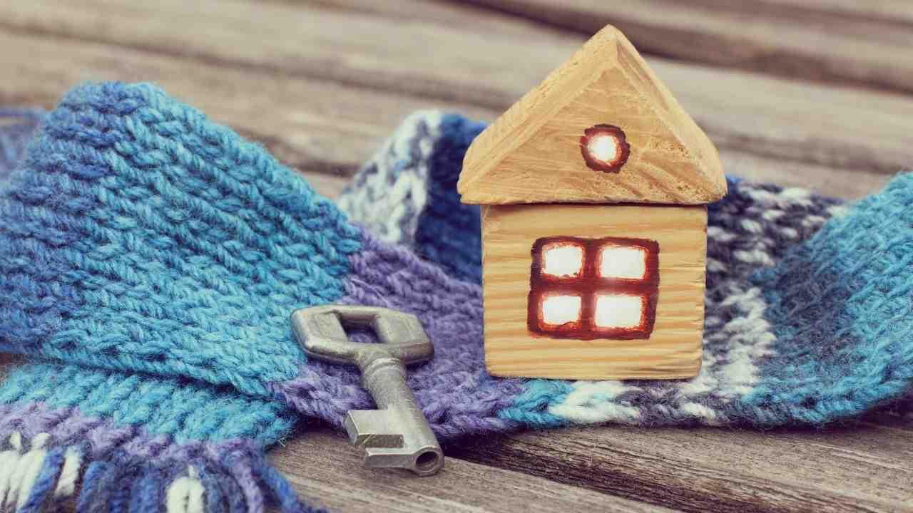 6 Consejos para mantener tu casa calentita sin gastar mucho