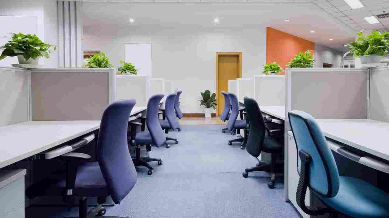 El covid19 dispara un 22% el stock de oficinas disponibles en España