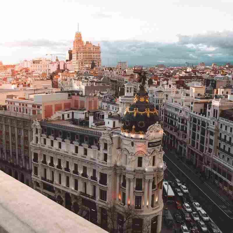 En cuántos años pago una vivienda en Madrid