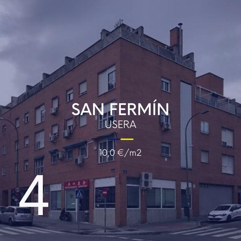 alquilar casa en San Fermín