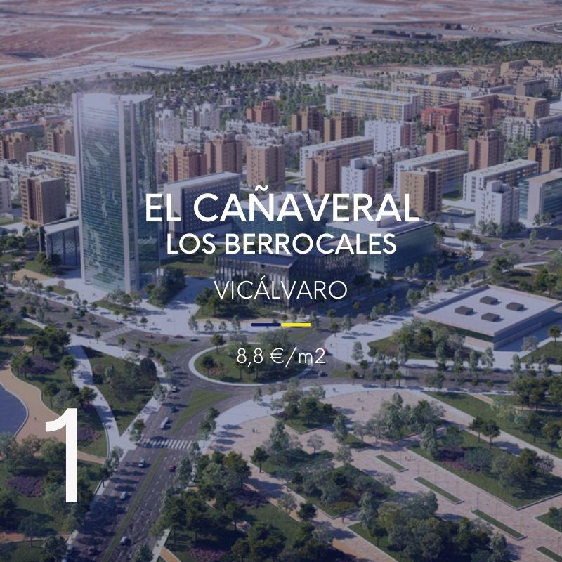 alquilar casa en El Cañaveral Los Berrocales
