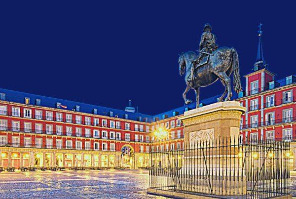 alquilar casa en Madrid