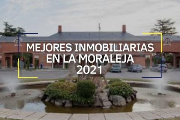 inmobiliarias en la moraleja