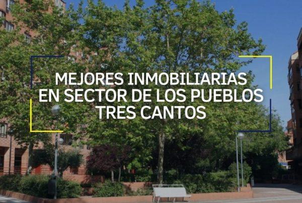 inmobiliarias en sector de los pueblos