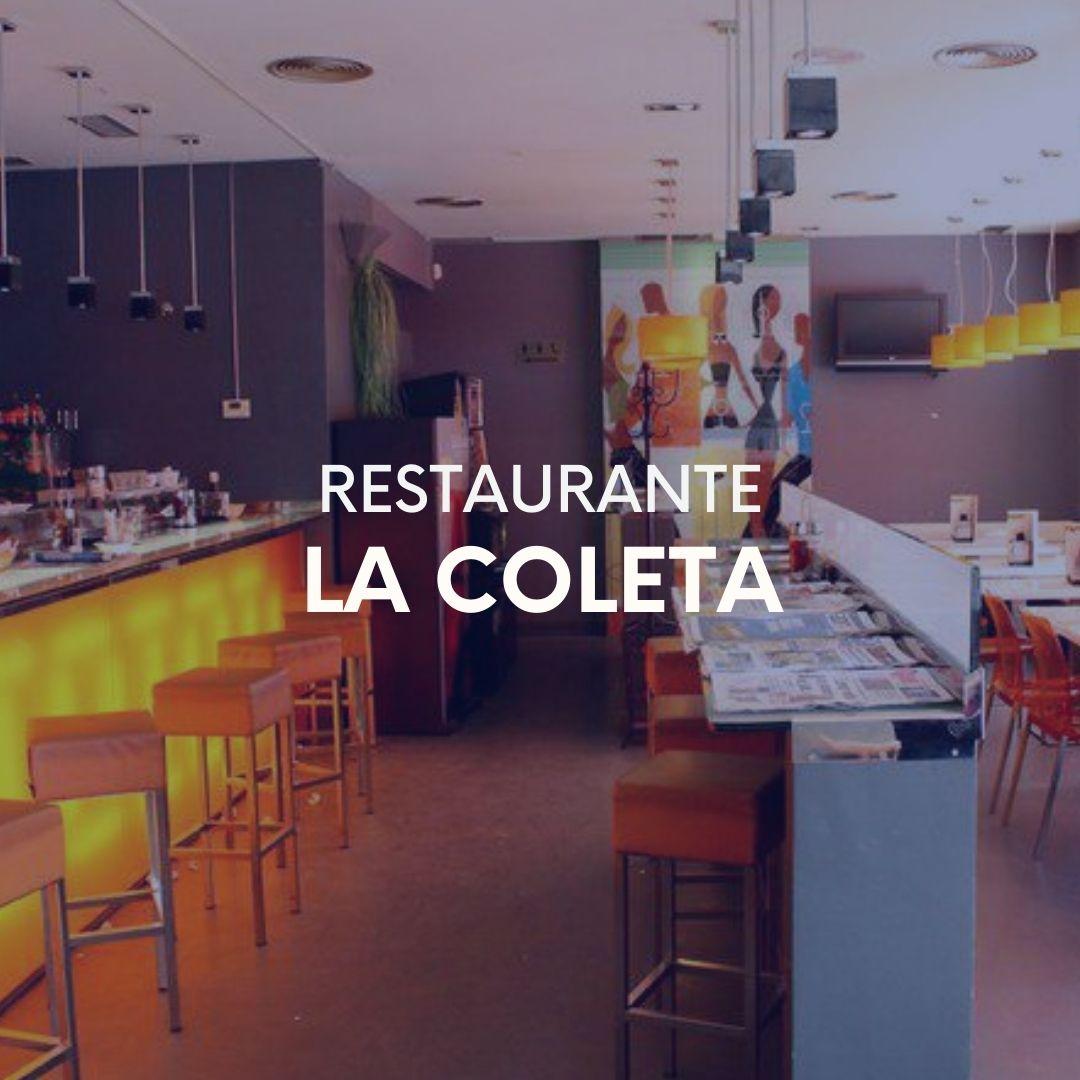 restaurante la coleta Tres Cantos