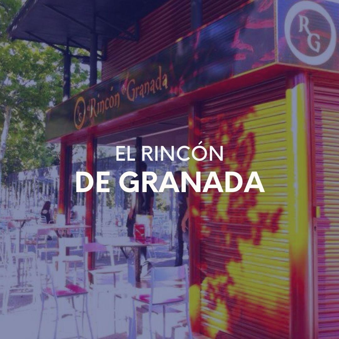 El Rincon de Granada Tres Cantos