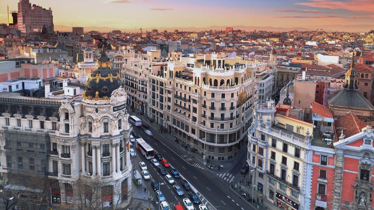 Conoce los 5 mejores barrios de Madrid para vivir