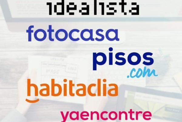 mejores portales inmobiliarios para vender piso en Madrid