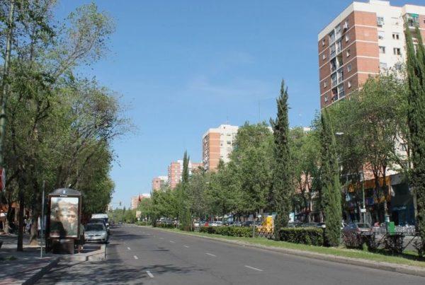 lugares en el Barrio del Pilar